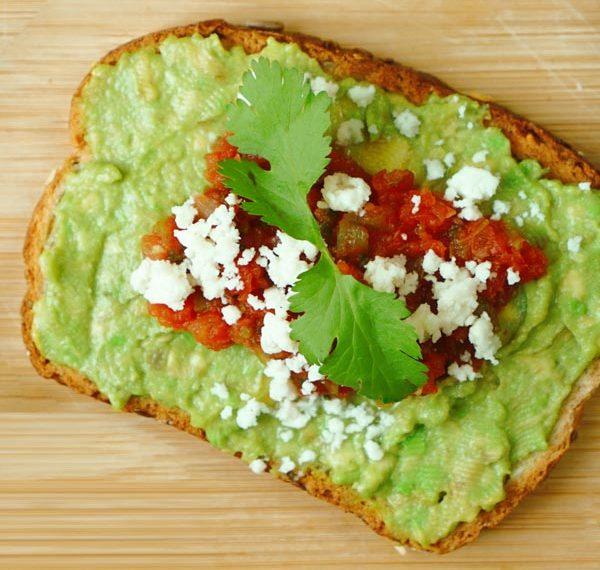 Avocado Toast | Cocina Fresca Salsa
