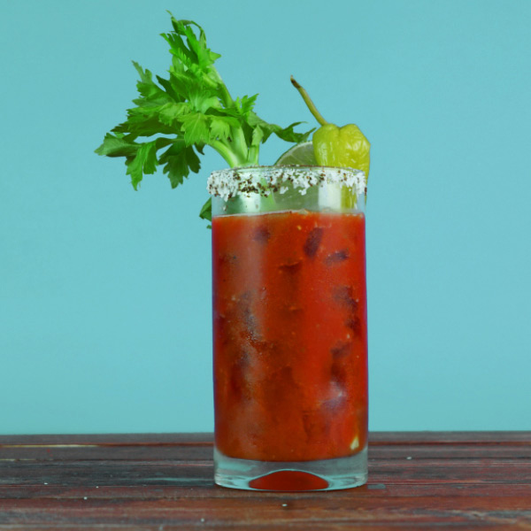 Fresca Bloody Mary