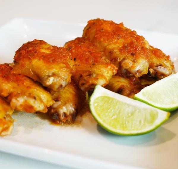 Fresca Hot Wings | Cocina Fresca Salsa