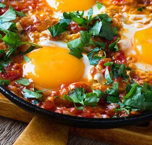 Huevos Rancheros | Cocina Fresca Salsa