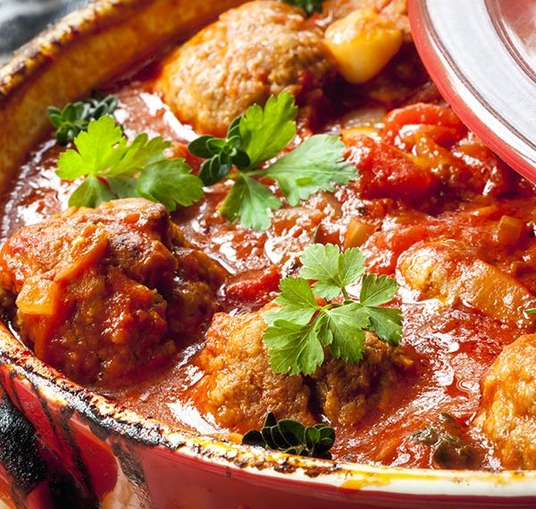 Zesty Meatballs | Cocina Fresca Salsa